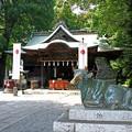 写真: 谷保天満宮 東京都国立市