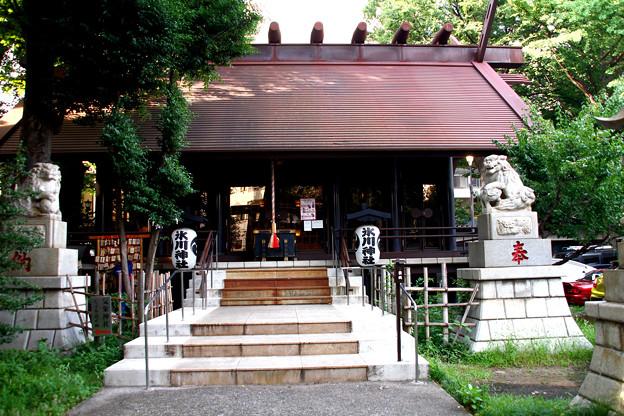 高円寺氷川神社 東京都杉並区