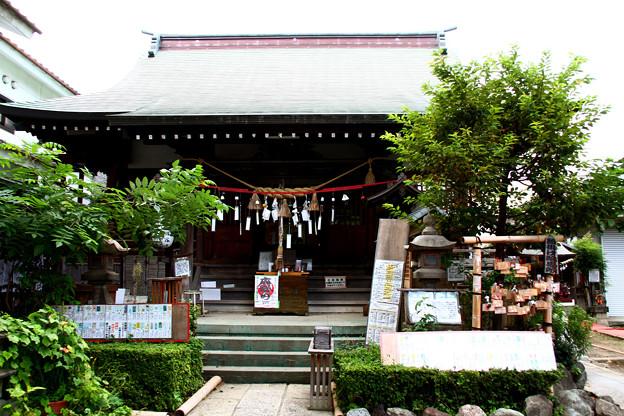 江北氷川神社 東京都足立区