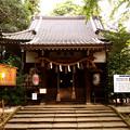 高尾 氷川神社 埼玉県北本市