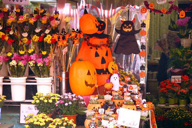 Photos: 街角の花屋