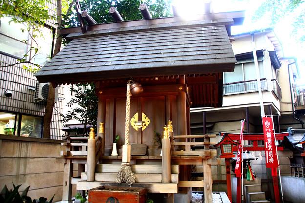 気象神社 東京都杉並区