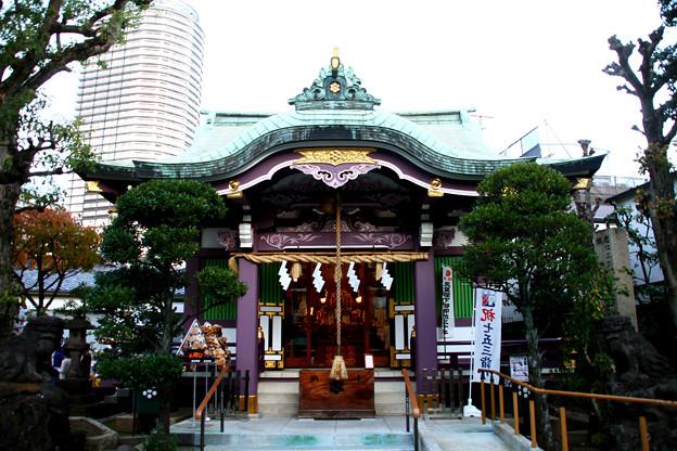 高木神社 東京都墨田区
