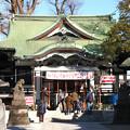 写真: 亀有香取神社 東京都葛飾区