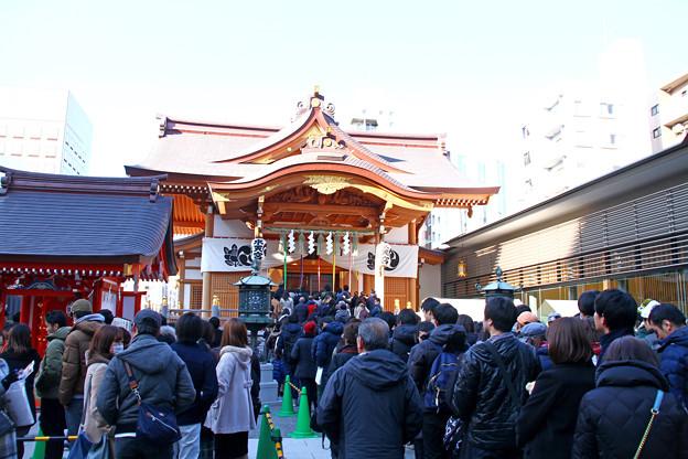水天宮 東京都中央区