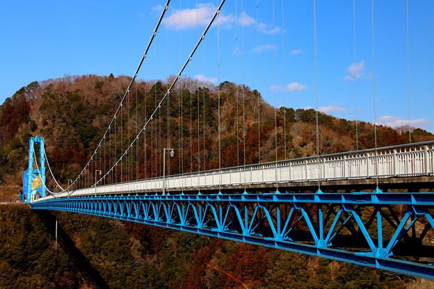 Photos: 竜神大吊橋