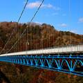 写真: 竜神大吊橋