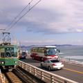 Photos: 江ノ電~季節はずれの海岸物語