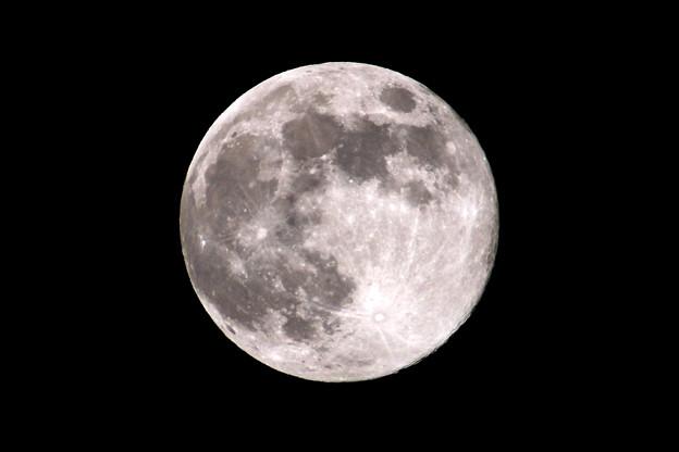 次の満月は令和元年5月19日