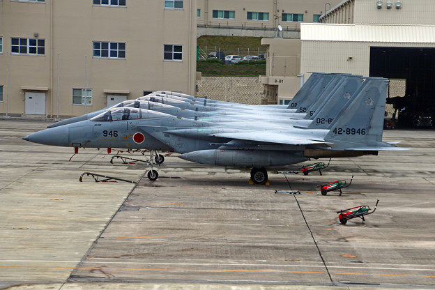Photos: F-15J Eagle