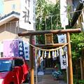 Photos: 剣神社 埼玉県蕨市