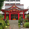 成子天神社 東京都新宿区