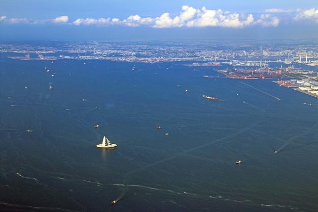 Photos: 東京湾