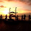Photos: 海ほたるPAの人々