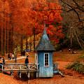 秋のムーミン谷