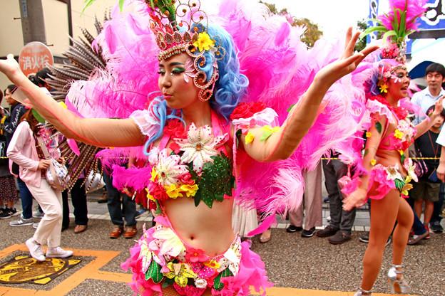 サンバパレード