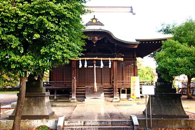 Photos: 下石原八幡神社 東京都調布市