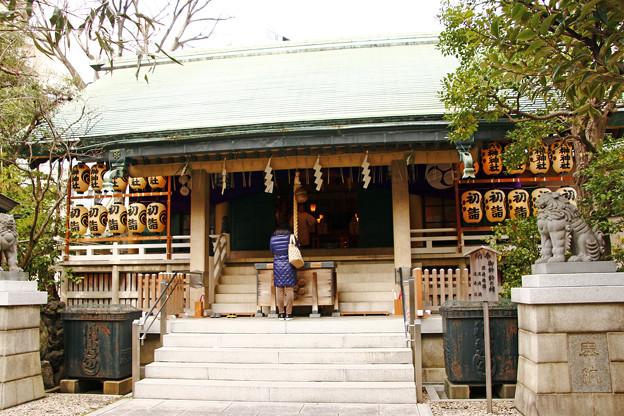 榊神社 東京都台東区