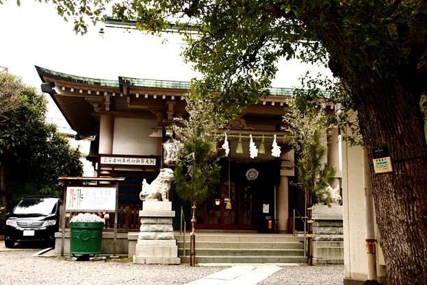 須賀神社 東京都台東区
