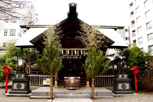 蔵前神社 東京都台東区