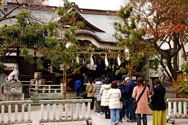 鳥越神社 東京都台東区