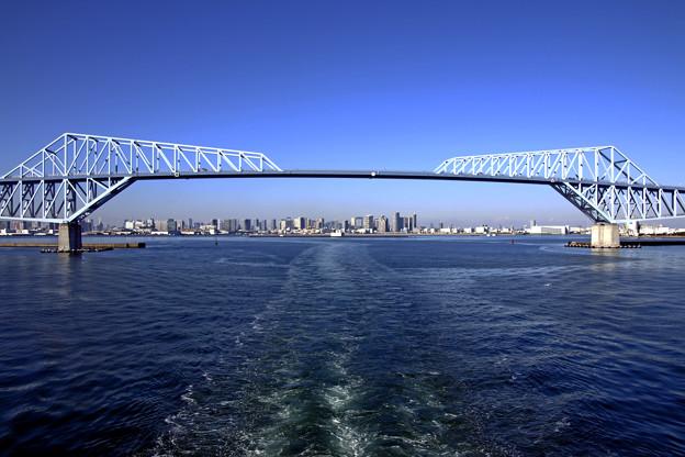 Photos: 東京ゲートブリッジを抜けて