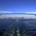 東京ゲートブリッジを抜けて