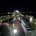 Photos: 1月1日夜 海ほたるPA