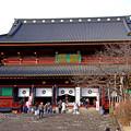 Photos: 輪王寺三仏堂 栃木県日光市