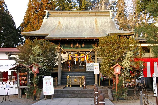 報徳二宮神社 栃木県日光市