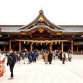 Photos: 寒川神社 神奈川県高座郡寒川町