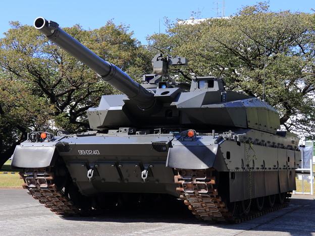 20181006陸上装備研究所一般公開_10式戦車_0001