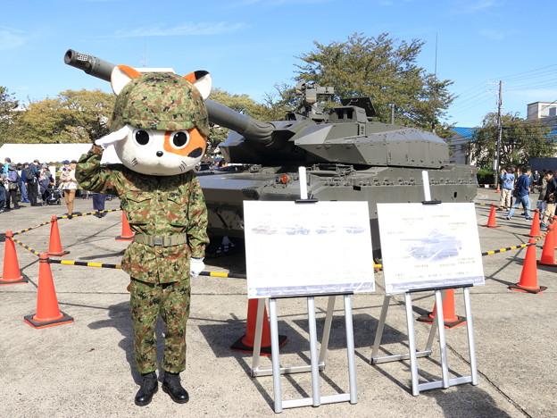 20191026陸上装備研究所-1_10式戦車 (1)