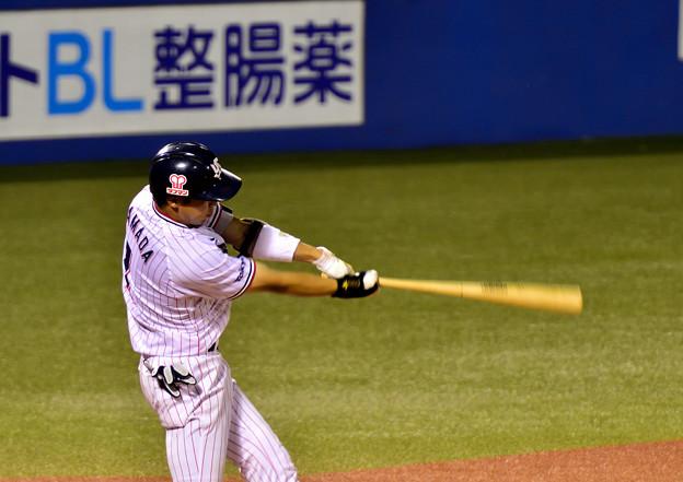 #1 山田 哲人