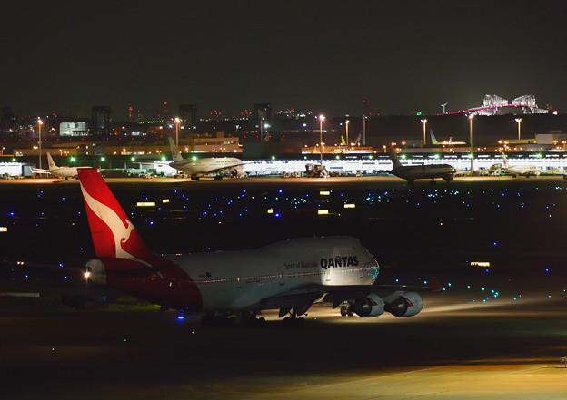 Departure QF26