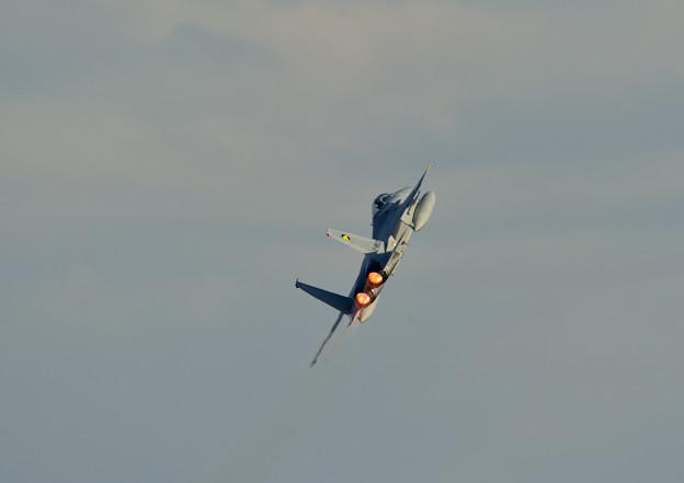 Photos: F-15J帰投