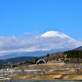富士SWから見た富士山
