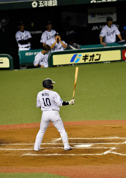 祝・首位打者