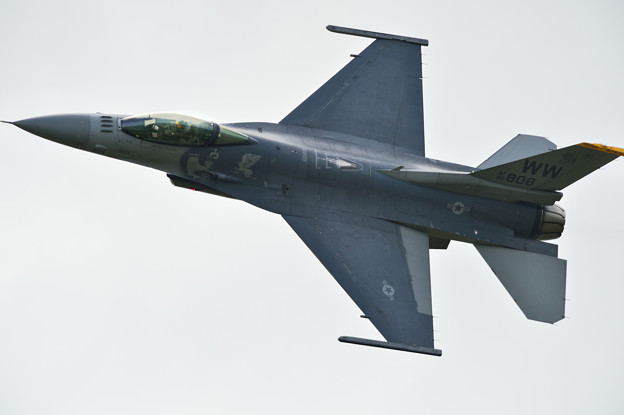 PACAF F-16 DEMONSTRATION TEAM
