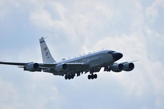 Photos: Go To YOKOTA A・B(RC-135W)