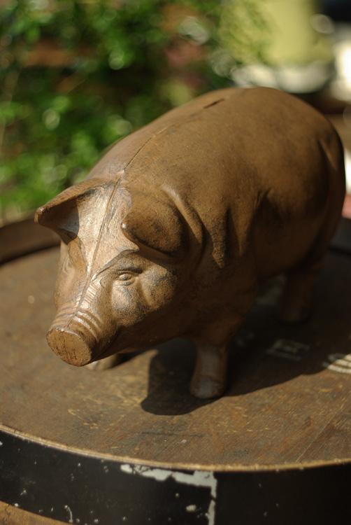 幸運の豚 ドン・サンチョ三世