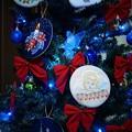 Photos: 刺繍クリスマス