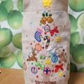 Photos: 刺繍クリスマスツリー
