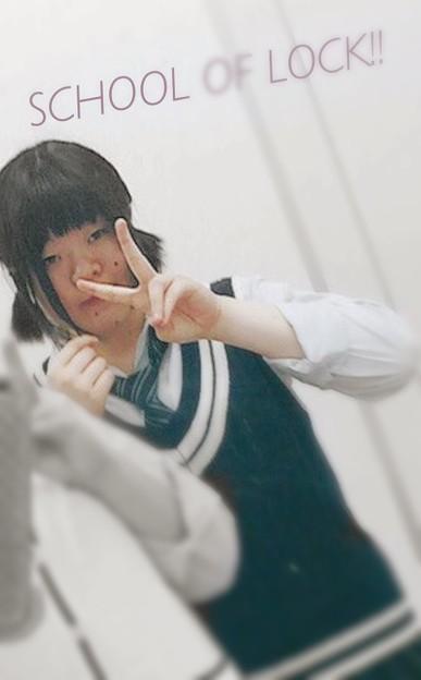 Photos: おすましピース! 長田未奈♪