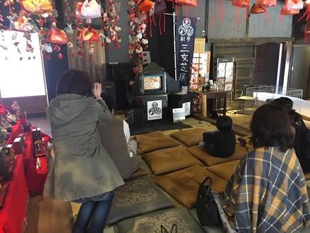 旧市川家ののいちカミシバイ音楽会ありがとうございました