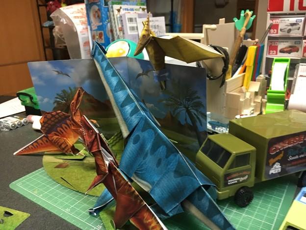 オリガミ恐竜37
