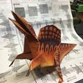 オリガミ恐竜09