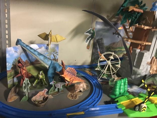 恐竜ランドに観覧車オープン06