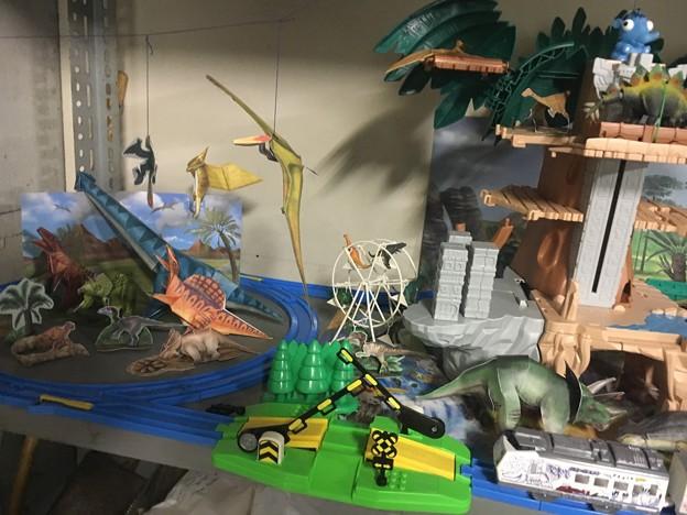 恐竜ランドに観覧車オープン07