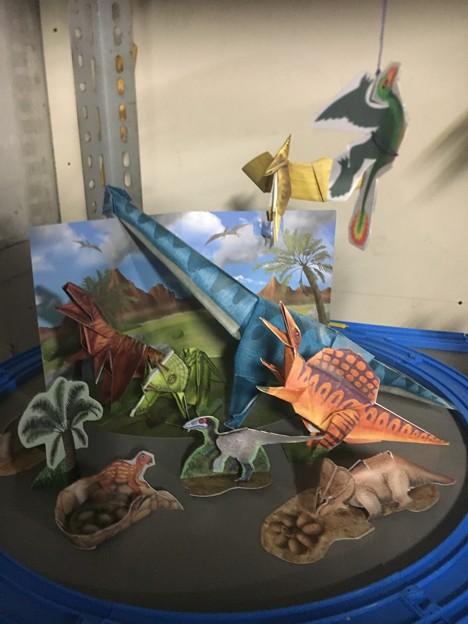 恐竜ランドに観覧車オープン05